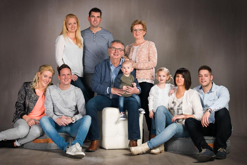 Janssen Fotografie 40 Jaar Getrouwd Een Familiefoto Shoot