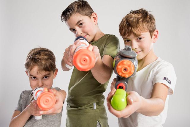 Holiday family fun fotoshoot