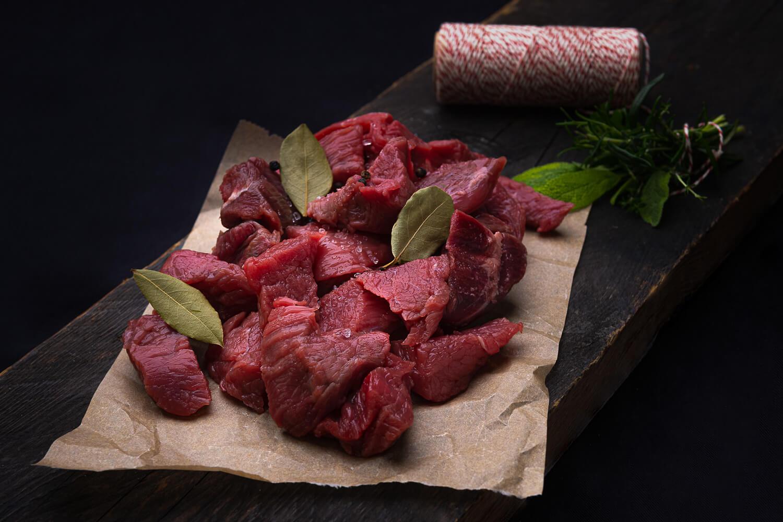 Foodfotografie vlees