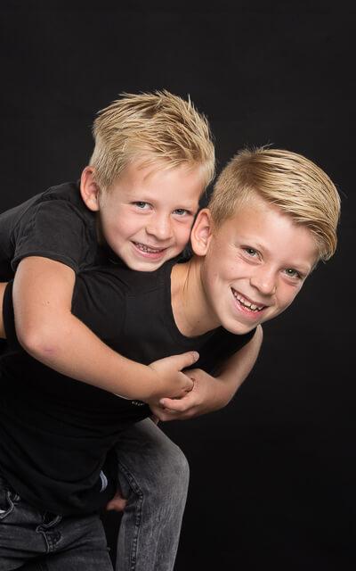 twee broertjes