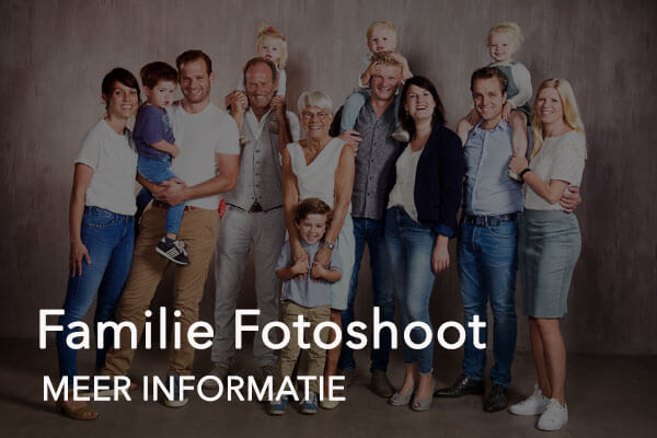 familie fotoshoot button