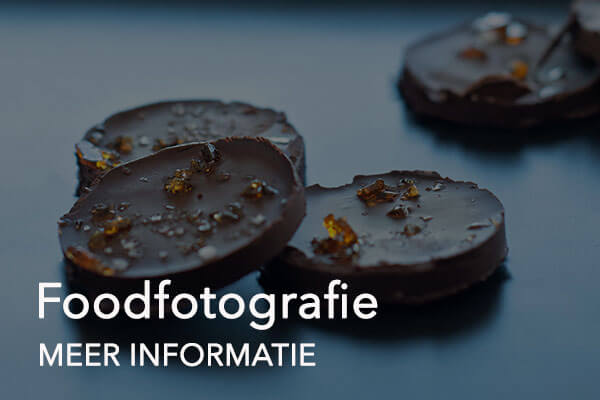 Food fotografie button