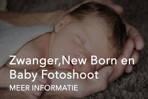 Newborn, zwangerschap en baby fotoshoot button