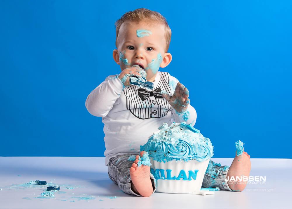 baby foto cake smash 2
